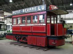 Tramway publicitaire historique de Nantes. Source : http://data.abuledu.org/URI/522e1e08-tramway-publicitaire-historique-de-nantes