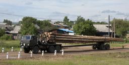 Transport de bois en Sibérie. Source : http://data.abuledu.org/URI/52b95e98-transport-de-bois-en-siberie