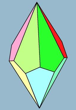 Trapézoèdre hexagonal. Source : http://data.abuledu.org/URI/50c482ad-trapezoedre-hexagonal