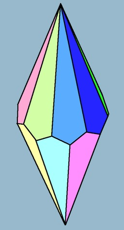 Trapézoèdre octagonal. Source : http://data.abuledu.org/URI/50c48317-trapezoedre-octagonal