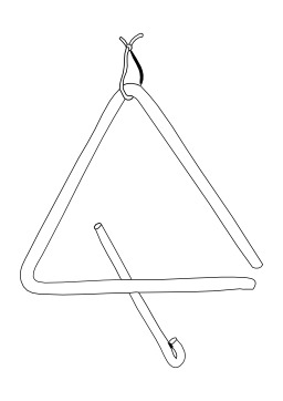 Triangle. Source : http://data.abuledu.org/URI/5027d3fe-triangle