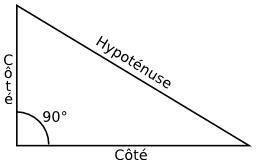 Triangle rectangle. Source : http://data.abuledu.org/URI/51857259-triangle-rectangle