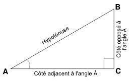 Triangle rectangle. Source : http://data.abuledu.org/URI/52ac8627-triangle-rectangle