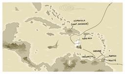 Troisième voyage de Christophe Colomb. Source : http://data.abuledu.org/URI/55a38919-troisieme-voyage-de-christophe-colomb