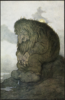 Troll méditant sur son âge. Source : http://data.abuledu.org/URI/51c5dcdc-troll-meditant-sur-son-age