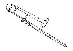 Trombone. Source : http://data.abuledu.org/URI/5027d45f-trombone