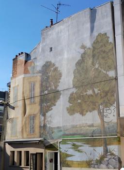 Trompe-l'oeil à Dijon. Source : http://data.abuledu.org/URI/5926292f-trompe-l-oeil-a-dijon