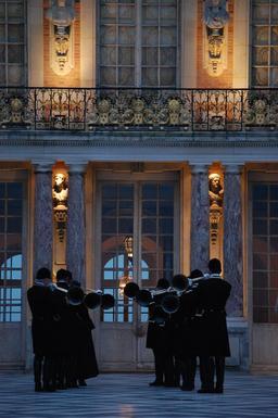 Trompes de Chasse au château de Versailles. Source : http://data.abuledu.org/URI/5300acbc-trompes-de-chasse-au-chateau-de-versailles