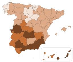 Troupeaux de chèvres en Espagne. Source : http://data.abuledu.org/URI/51e0867d-troupeaux-de-chevres-en-espagne