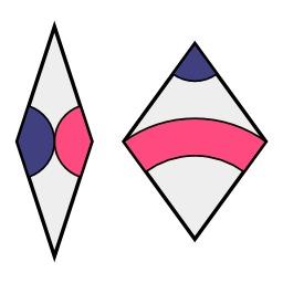 Tuiles de Penrose. Source : http://data.abuledu.org/URI/533af374-tuiles-de-penrose