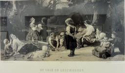 Un coin du Luxembourg en 1866. Source : http://data.abuledu.org/URI/5990747d-un-coin-du-luxembourg-en-1866