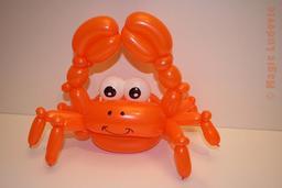 Un crabe en ballons. Source : http://data.abuledu.org/URI/517ea745-un-crabe-en-ballons