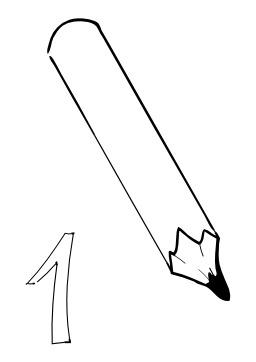 Un crayon. Source : http://data.abuledu.org/URI/5027d59d-un-crayon