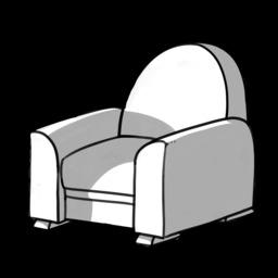Un fauteuil. Source : http://data.abuledu.org/URI/5417260f-un-fauteuil