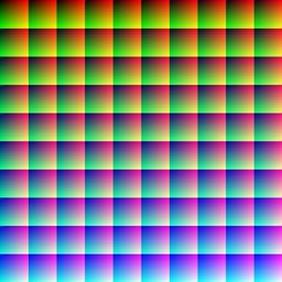 Un million de couleurs. Source : http://data.abuledu.org/URI/5335b79a-un-million-de-couleurs