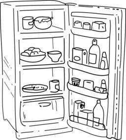 Un réfrigérateur. Source : http://data.abuledu.org/URI/47f50ac3-un-r-frig-rateur