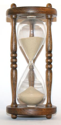 Un sablier. Source : http://data.abuledu.org/URI/501a82d8-un-sablier