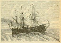 Un vaisseau cuirassé. Source : http://data.abuledu.org/URI/524eb473-un-vaisseau-cuirasse