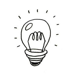 Une ampoule. Source : http://data.abuledu.org/URI/52d3cdee-une-ampoule