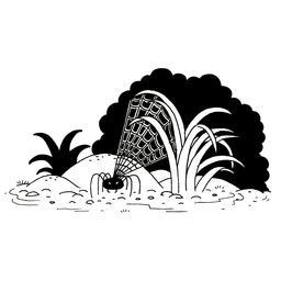 Une araignée tisse sa toile. Source : http://data.abuledu.org/URI/52d3cfbe-une-araignee-tisse-sa-toile