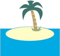 Une île sous les tropiques. Source : http://data.abuledu.org/URI/5047beec-une-ile-sous-les-tropiques