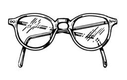 Une paire de lunettes. Source : http://data.abuledu.org/URI/50204df8-une-paire-de-lunettes