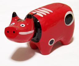 Vache rouge japonaise. Source : http://data.abuledu.org/URI/52f2c234-vache-rouge-japonaise