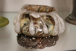 Vase d'Émile Gallé. Source : http://data.abuledu.org/URI/54a8777d-vase-d-emile-galle