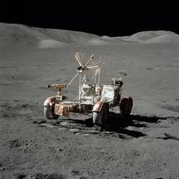 Véhicule lunaire. Source : http://data.abuledu.org/URI/51750071-vehicule-lunaire
