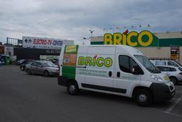 Véhicule publicitaire de supermarché belge. Source : http://data.abuledu.org/URI/53344212-vehicule-publicitaire-de-supermarche-belge