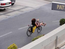 Vélo couché de ville. Source : http://data.abuledu.org/URI/51fb5b9a-velo-couche-de-ville