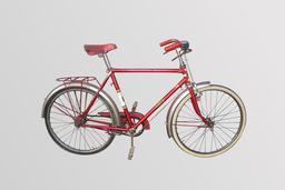 Vélo de fille des années 60-70. Source : http://data.abuledu.org/URI/565813df-velo-des-annees-60-70