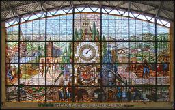 Verrière de la gare de Bilbao. Source : http://data.abuledu.org/URI/54a8521b-verriere-de-la-gare-de-bilbao