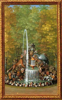 Versailles, Le renard et la cigogne. Source : http://data.abuledu.org/URI/47f5f8cf-versailles-le-renard-et-la-cigogne
