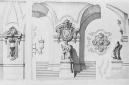 Vestibule du Palais Garnier. Source : http://data.abuledu.org/URI/596403ab-vestibule-du-palais-garnier