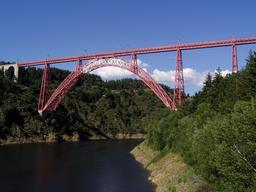 Viaduc de Garabit. Source : http://data.abuledu.org/URI/547cf6f3-viaduc-de-garabit