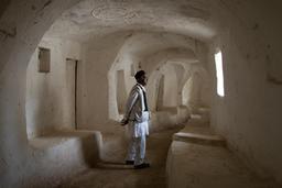Vieille ville de Ghadamès. Source : http://data.abuledu.org/URI/552e3c3e-vieille-ville-de-ghadames