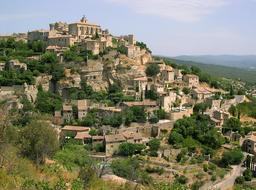 Village de Gordes dans le Vaucluse. Source : http://data.abuledu.org/URI/53b138d6-village-de-gordes-dans-le-vaucluse