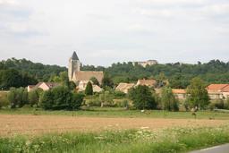 Village de Longvilliers. Source : http://data.abuledu.org/URI/518815aa-village-de-longvilliers