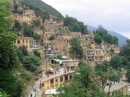 Village de Masouleh. Source : http://data.abuledu.org/URI/501c449d-village-de-masouleh