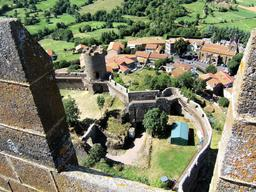 Village de Polignac. Source : http://data.abuledu.org/URI/5436b08a-village-de-polignac