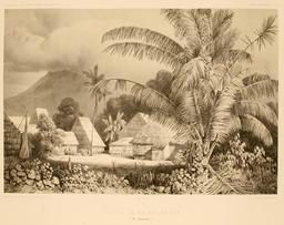 Village de Rajah Bassa à Sumatra. Source : http://data.abuledu.org/URI/598187bb-village-de-rajah-bassa-a-sumatra