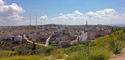 Ville de Umm Qais en Jordanie. Source : http://data.abuledu.org/URI/547f5f04-ville-de-umm-qais-en-jordanie