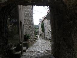 Ville fortifiée de Ston en Croatie. Source : http://data.abuledu.org/URI/5561063d-ville-fortifiee-de-ston-en-croatie