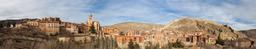 Ville médiévale espagnole. Source : http://data.abuledu.org/URI/5461e477-ville-medievale-espagnole