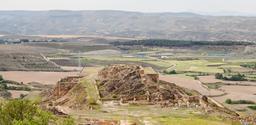 Ville romaine de Bilbilis en Espagne. Source : http://data.abuledu.org/URI/54cbc375-ville-romaine-de-bilbilis-en-espagne