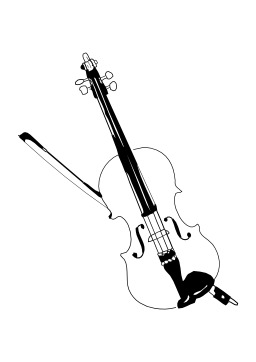 Violon. Source : http://data.abuledu.org/URI/5027da9e-violon