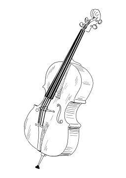 Violoncelle. Source : http://data.abuledu.org/URI/5027dac4-violoncelle