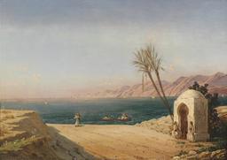 Vision du désert en 1885. Source : http://data.abuledu.org/URI/58f3d5b0-vision-du-desert-en-1885