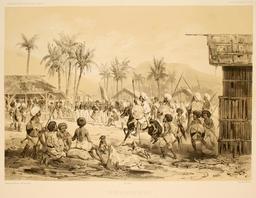 Visite au sultan de Solo. Source : http://data.abuledu.org/URI/598182b9-visite-au-sultan-de-solo